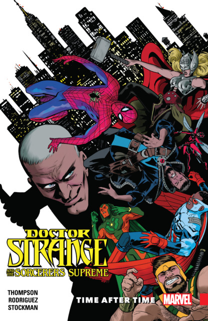 Doctor Strange and the Sorcerers Supreme: Time After Time
