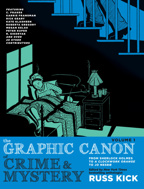 The Graphic Canon of Crime and Mystery