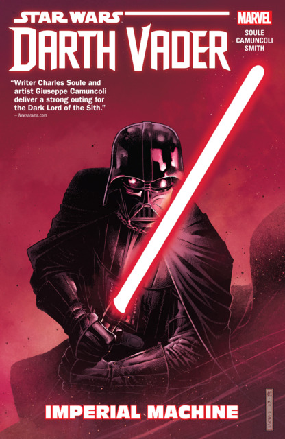 Star Wars: Darth Vader: Dark Lord of the Sith: Imperial Machine