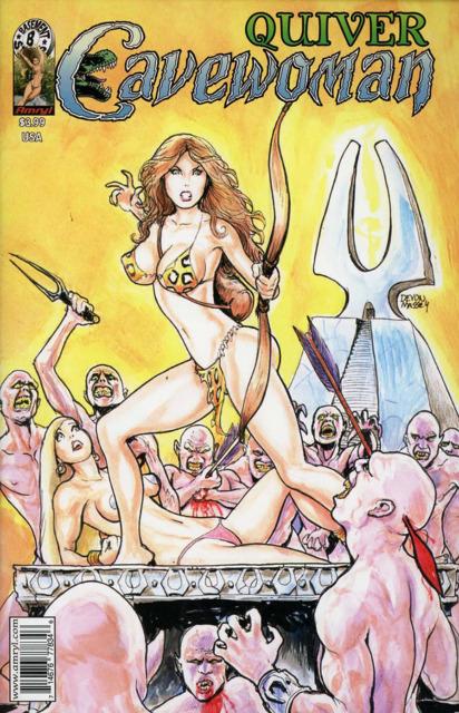 Cavewoman: Quiver