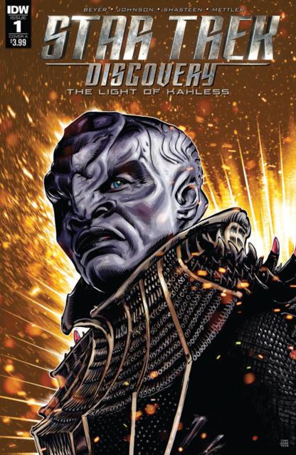 Star Trek: Discovery: The Light of Kahless