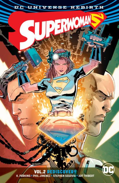 Superwoman: Rediscovery