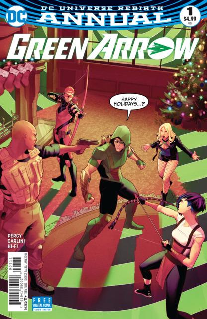 Green Arrow Annual
