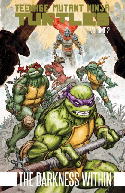 Teenage Mutant Ninja Turtles: The Darkness Within