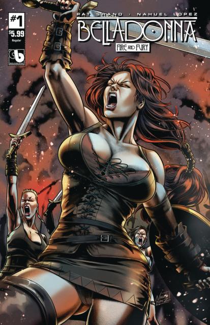 Belladonna: Fire & Fury