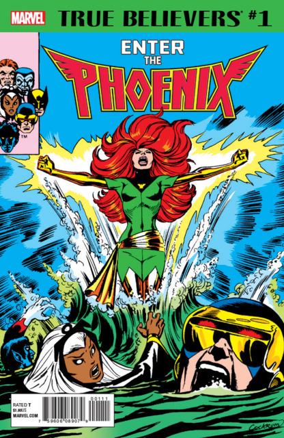 True Believers: Enter the Phoenix