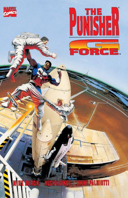 Punisher: G-Force