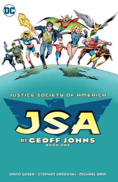 JSA by Geoff Johns