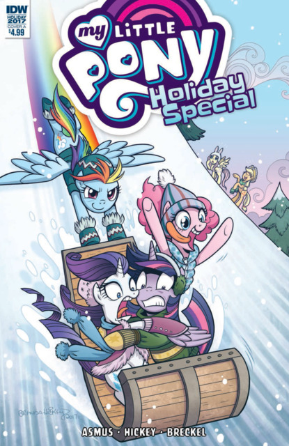 My Little Pony: Holiday Special 2017