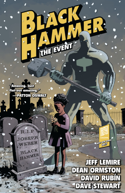 Black Hammer: The Event