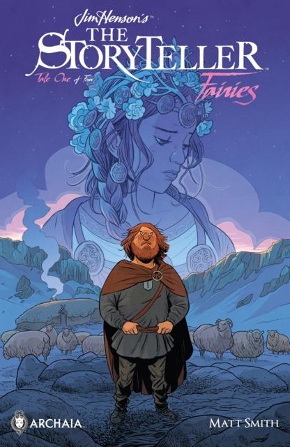 The Storyteller: Fairies