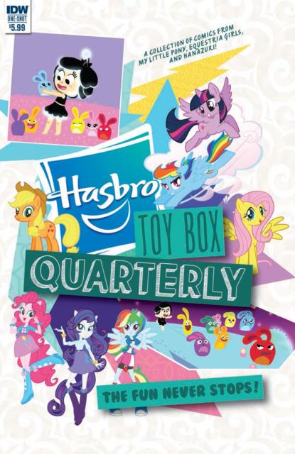 Hasbro Toybox Quarterly