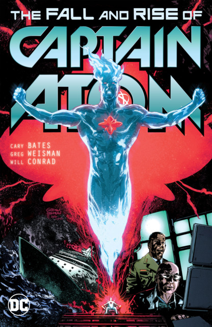Captain Atom: The Fall and Rise of Captain Atom