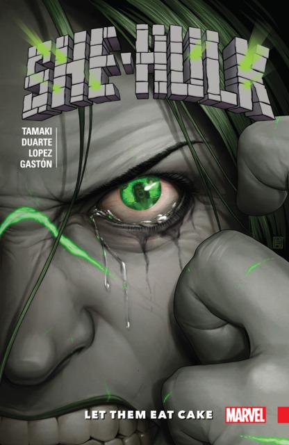 She-Hulk: Let Them Eat Cake