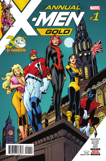 X-Men: Gold Annual