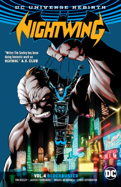 Nightwing: Blockbuster