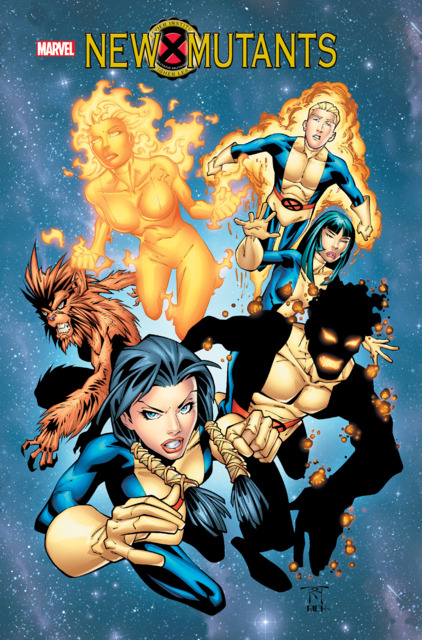 New Mutants: Back To School: The Complete Collection