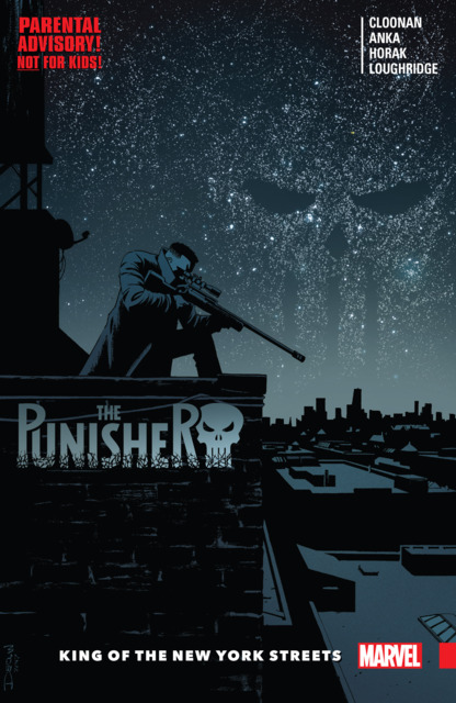 The Punisher: King of the New York Streets
