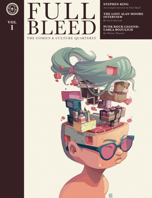 Full Bleed: The Comics & Culture Quarterly
