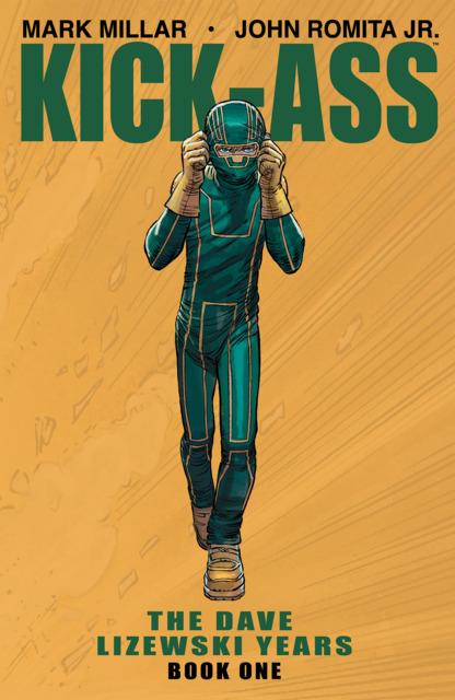 Kick-Ass: The Dave Lizewski Years