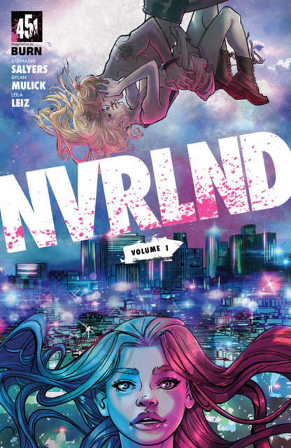 NVRLND: The Complete Graphic Novel