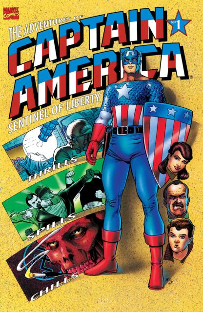 Adventures of Captain America