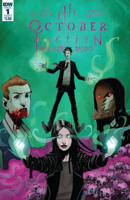 October Faction: Supernatural Dreams