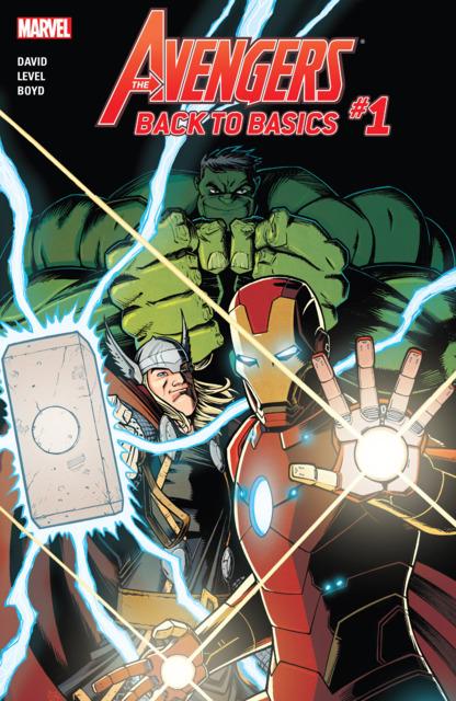 Avengers: Back To Basics