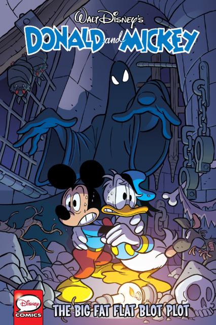 Donald and Mickey: The Big Fat Flat Blob Plot