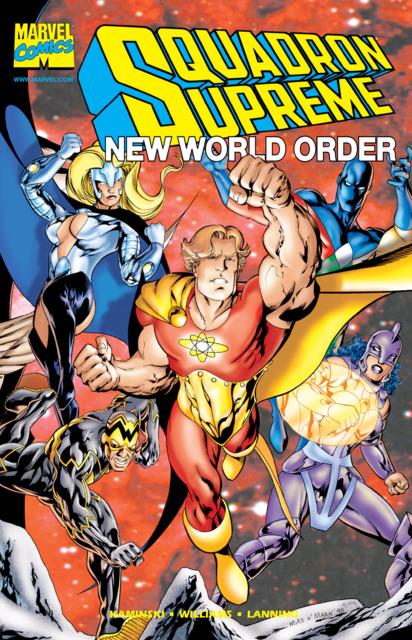 Squadron Supreme: New World Order