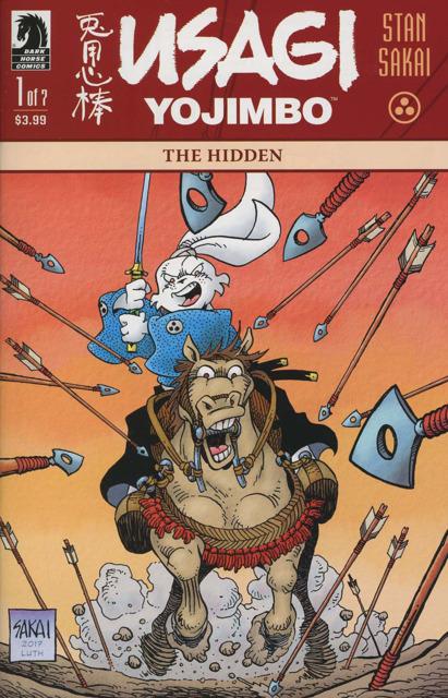 Usagi Yojimbo: The Hidden