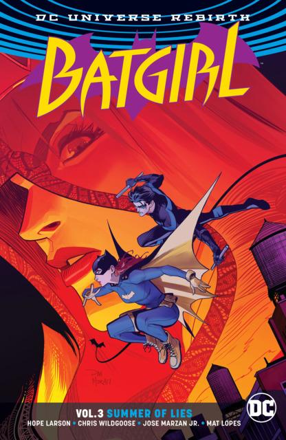 Batgirl: Summer of Lies