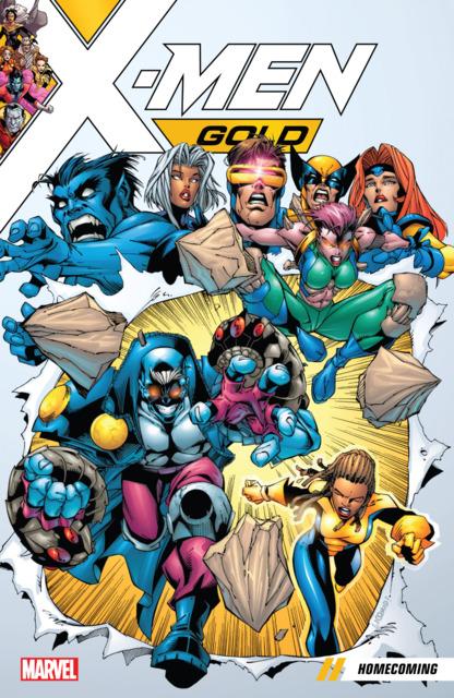X-Men: Gold: Homecoming