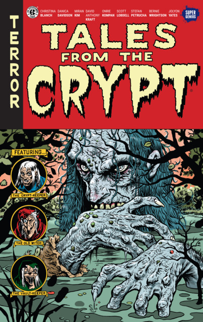 Tales From the Crypt: The Stalking Dead