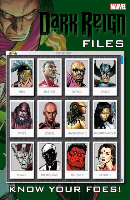 Dark Reign Files
