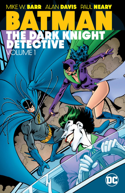 Batman: The Dark Knight Detective