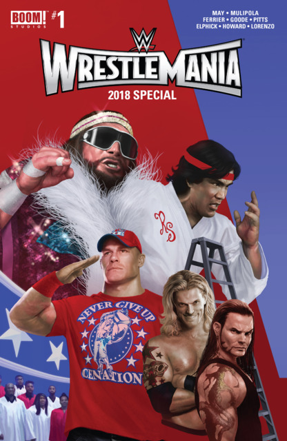 WWE: WrestleMania 2018 Special