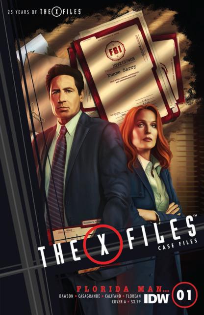 The X-Files: Case Files-Florida Man