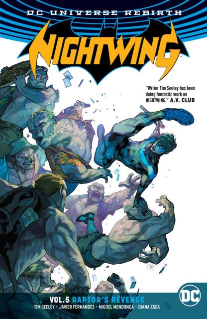 Nightwing: Raptor's Revenge