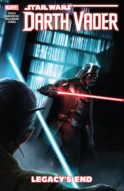Star Wars: Darth Vader: Dark Lord of the Sith: Legacy's End