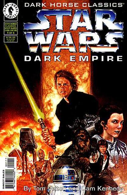 Dark Horse Classics: Star Wars: Dark Empire