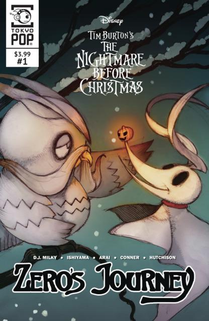Disney Tim Burton's The Nightmare Before Christmas: Zero's Journey