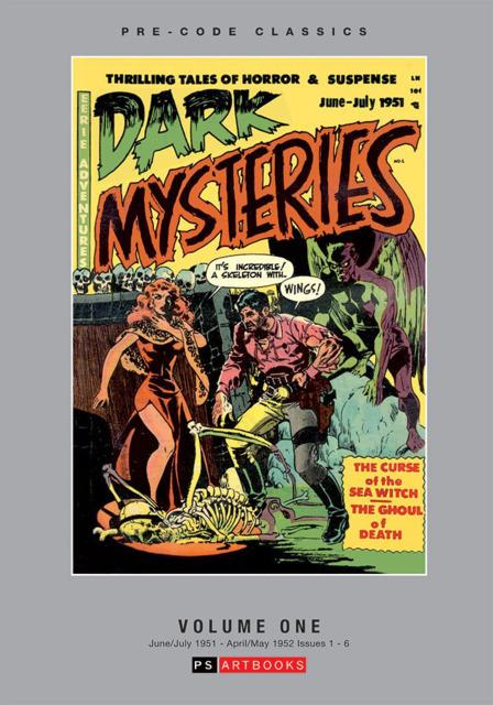 Pre-Code Classics: Dark Mysteries