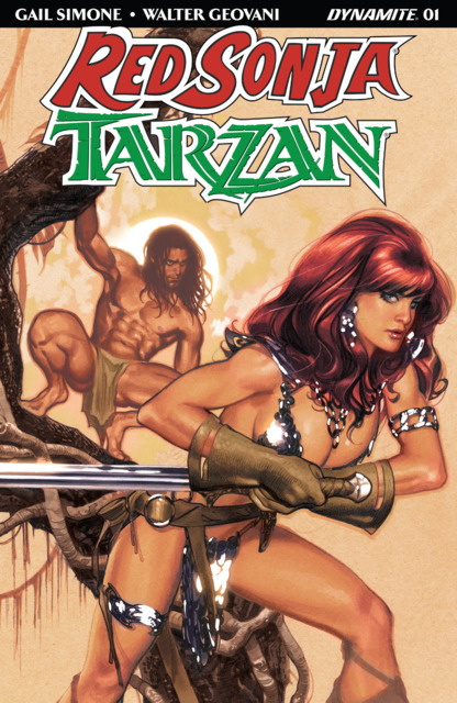 Red Sonja/Tarzan