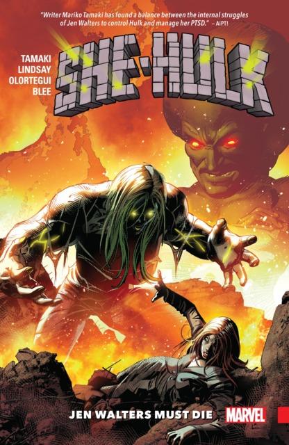 She-Hulk: Jen Walters Must Die