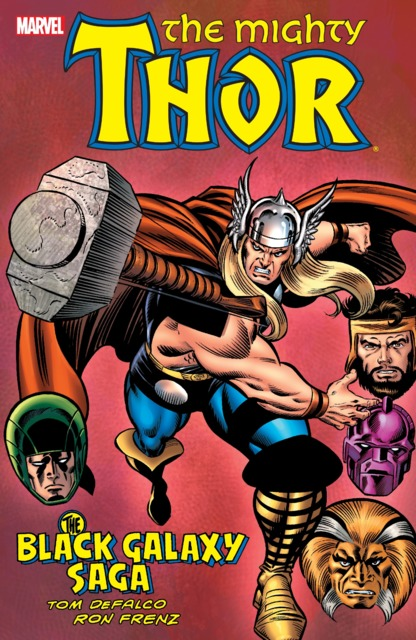Thor: The Black Galaxy Saga