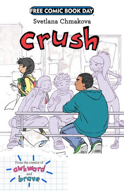 Crush: Free Comic Book Day 2018