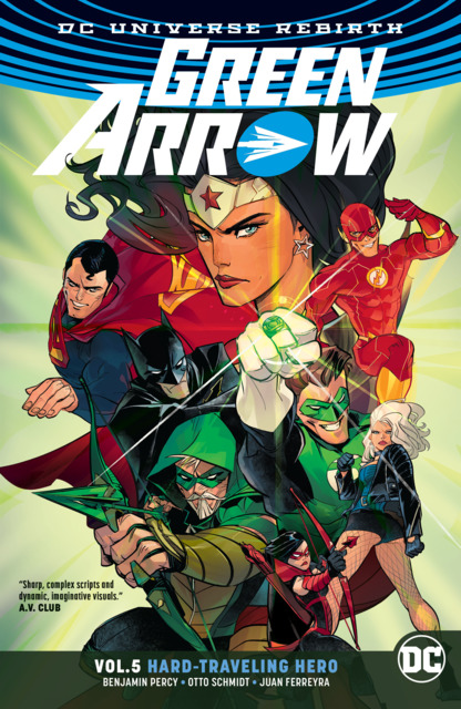 Green Arrow: Hard-Traveling Hero
