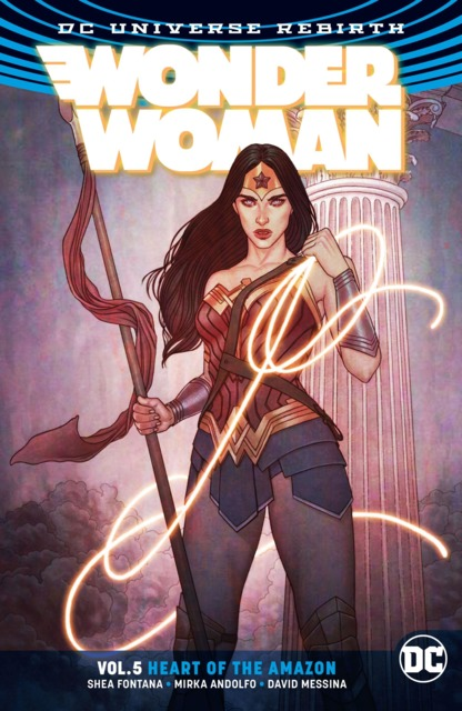 Wonder Woman: The Heart of the Amazon