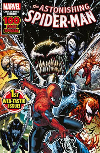 The Astonishing Spider-Man